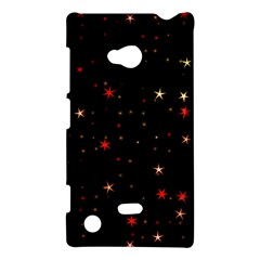 Awesome Allover Stars 02b Nokia Lumia 720 by MoreColorsinLife