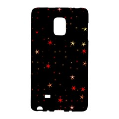 Awesome Allover Stars 02b Galaxy Note Edge by MoreColorsinLife