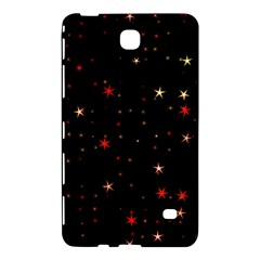 Awesome Allover Stars 02b Samsung Galaxy Tab 4 (8 ) Hardshell Case  by MoreColorsinLife