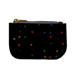 Awesome Allover Stars 02e Mini Coin Purses by MoreColorsinLife