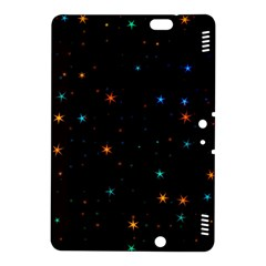 Awesome Allover Stars 02e Kindle Fire Hdx 8 9  Hardshell Case by MoreColorsinLife