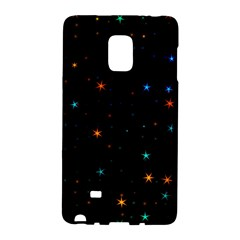 Awesome Allover Stars 02e Galaxy Note Edge by MoreColorsinLife