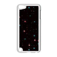 Awesome Allover Stars 02f Apple Ipod Touch 5 Case (white) by MoreColorsinLife