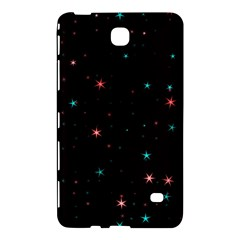 Awesome Allover Stars 02f Samsung Galaxy Tab 4 (8 ) Hardshell Case  by MoreColorsinLife