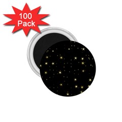 Awesome Allover Stars 02a 1 75  Magnets (100 Pack)