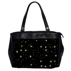 Awesome Allover Stars 02a Office Handbags (2 Sides)  by MoreColorsinLife