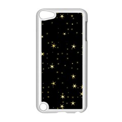 Awesome Allover Stars 02a Apple Ipod Touch 5 Case (white) by MoreColorsinLife