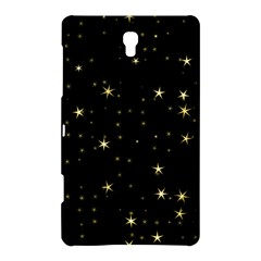 Awesome Allover Stars 02a Samsung Galaxy Tab S (8 4 ) Hardshell Case  by MoreColorsinLife
