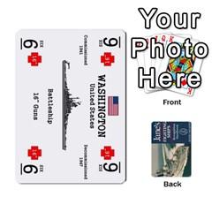 Naval War   Ship Deck By Fccdad   Playing Cards 54 Designs   Ri0h54yyf0qn   Www Artscow Com Front - Spade4