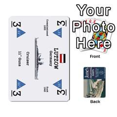 Naval War   Ship Deck By Fccdad   Playing Cards 54 Designs   Ri0h54yyf0qn   Www Artscow Com Front - Diamond6