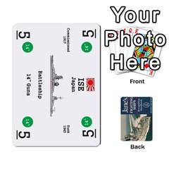 King Naval War   Ship Deck By Fccdad   Playing Cards 54 Designs   Ri0h54yyf0qn   Www Artscow Com Front - DiamondK