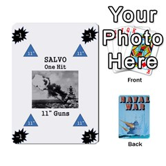 Naval War   Play Deck By Fccdad   Playing Cards 54 Designs   Hm88xqhxe3aj   Www Artscow Com Front - Diamond3