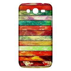 Stripes Color Oil Samsung Galaxy Mega 5 8 I9152 Hardshell Case  by BangZart
