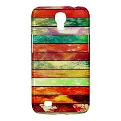 Stripes Color Oil Samsung Galaxy Mega 6 3  I9200 Hardshell Case by BangZart