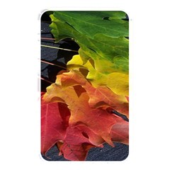 Green Yellow Red Maple Leaf Memory Card Reader