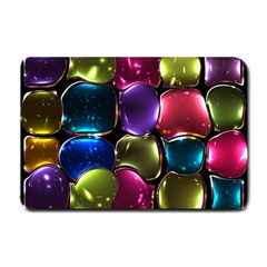 Stained Glass Small Doormat  by BangZart