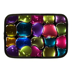 Stained Glass Netbook Case (medium)