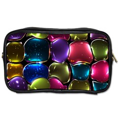 Stained Glass Toiletries Bags 2 Side by BangZart