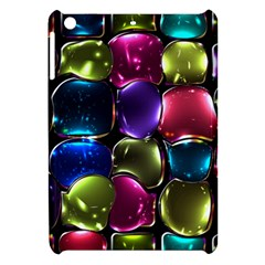 Stained Glass Apple Ipad Mini Hardshell Case by BangZart