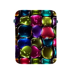 Stained Glass Apple Ipad 2/3/4 Protective Soft Cases