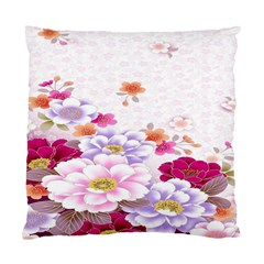Sweet Flowers Standard Cushion Case (two Sides) by BangZart