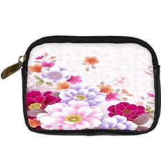 Sweet Flowers Digital Camera Cases by BangZart