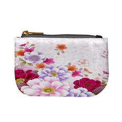 Sweet Flowers Mini Coin Purses