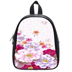 Sweet Flowers School Bags (small)