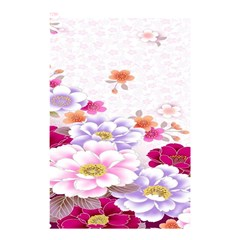 Sweet Flowers Shower Curtain 48  X 72  (small)
