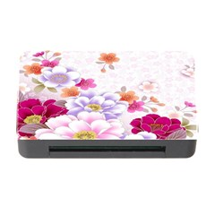 Sweet Flowers Memory Card Reader With Cf by BangZart