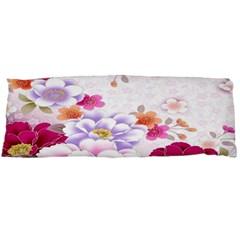 Sweet Flowers Body Pillow Case (dakimakura) by BangZart
