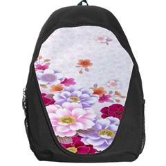 Sweet Flowers Backpack Bag