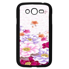 Sweet Flowers Samsung Galaxy Grand Duos I9082 Case (black)