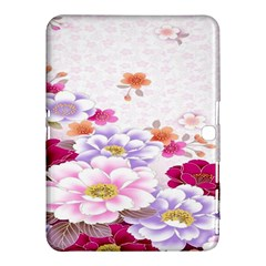 Sweet Flowers Samsung Galaxy Tab 4 (10 1 ) Hardshell Case