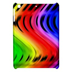 Colorful Vertical Lines Apple Ipad Mini Hardshell Case