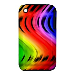 Colorful Vertical Lines Iphone 3s/3gs by BangZart
