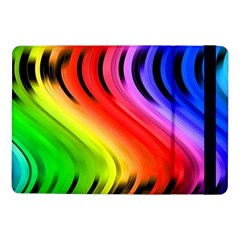 Colorful Vertical Lines Samsung Galaxy Tab Pro 10 1  Flip Case by BangZart