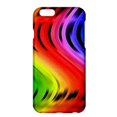 Colorful Vertical Lines Apple Iphone 6 Plus/6s Plus Hardshell Case by BangZart