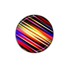 Funky Color Lines Hat Clip Ball Marker (4 Pack)
