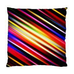 Funky Color Lines Standard Cushion Case (one Side) by BangZart