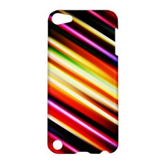Funky Color Lines Apple Ipod Touch 5 Hardshell Case by BangZart