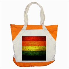 Five Wall Colour Accent Tote Bag by BangZart