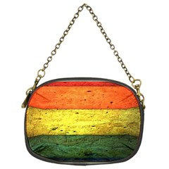 Five Wall Colour Chain Purses (two Sides)