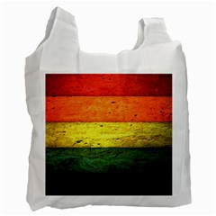 Five Wall Colour Recycle Bag (one Side) by BangZart