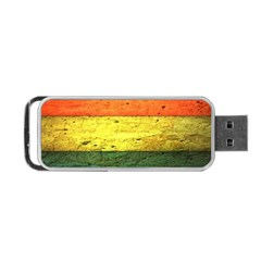 Five Wall Colour Portable Usb Flash (two Sides) by BangZart