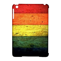 Five Wall Colour Apple Ipad Mini Hardshell Case (compatible With Smart Cover)