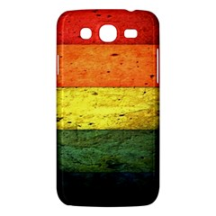 Five Wall Colour Samsung Galaxy Mega 5 8 I9152 Hardshell Case  by BangZart