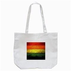 Five Wall Colour Tote Bag (white) by BangZart