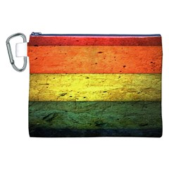 Five Wall Colour Canvas Cosmetic Bag (xxl) by BangZart