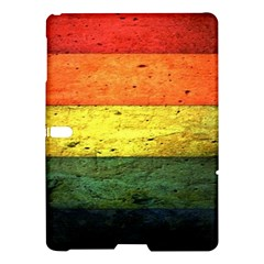 Five Wall Colour Samsung Galaxy Tab S (10 5 ) Hardshell Case  by BangZart